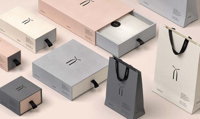Брендированная упаковка – стильные изделия высокого качества